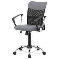 Kancelářská židle PEDRO šedá 1