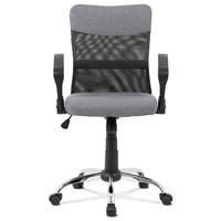 Kancelářská židle PEDRO šedá 2