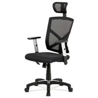 Kancelářská židle PETER černá 1