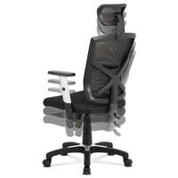 Kancelářská židle PETER černá 2