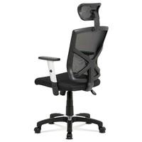 Kancelářská židle PETER černá 3