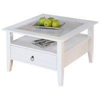 Konferenční stolek ROMANCE bílá 1