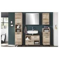 Koupelnová skříňka ROOF old style/černá 4