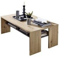 Konferenční stolek  SAIGON dub artisan/šedá 1