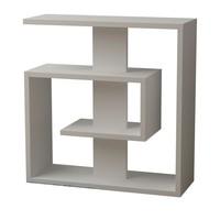 Přístavný stolek  SALY bílá 1