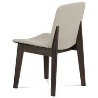 Jídelní židle SINA ořech/krémová 2