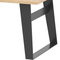 Konferenční stolek SOFT LT15 dub artisan/černá 5