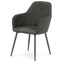 Jedálenská stolička SONJA sivá 1