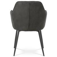 Jedálenská stolička SONJA sivá 5