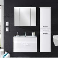Zrcadlová skříňka SPLASH bílá/zrcadlo 4