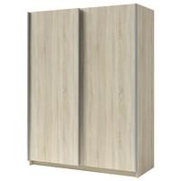 Šatní skříň SPLIT dub sonoma, šířka 150 cm 1