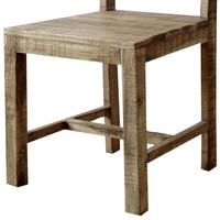 Jedálenská stolička SPRING akácia 3