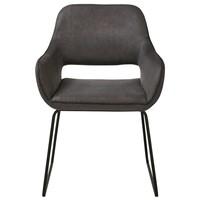 Jídelní židle     TILL šedá 3