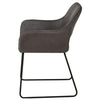 Jídelní židle     TILL šedá 4