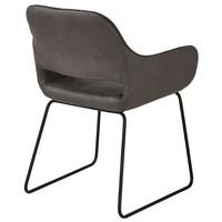 Jídelní židle     TILL šedá 5
