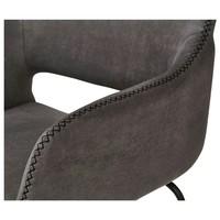 Stolička TILL sivá 6