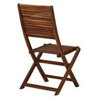 Zahradní židle  TOULON akácie 3