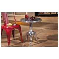 Přístavný stolek UNIQUE hliník 2