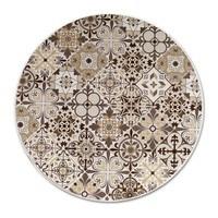 Zahradní stolek US 1000 bílá,mozaika 4