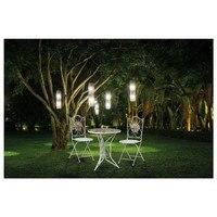 Zahradní židle US 1001 bílá 2