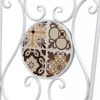 Zahradní židle US1001 bílá/mozaika 3