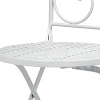 Zahradní židle US1001 bílá/mozaika 4