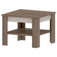 Konferenční stolek  VALENCIA VN3  dub truffel/dub craft bílý 1