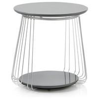 Přístavný stolek VENUTO černá, 50 cm 1
