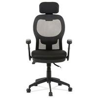 Kancelářská židle VIGGO černá 2
