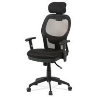 Kancelářská židle VIGGO černá 1