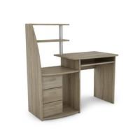 PC stôl WIKING dub sonoma 3