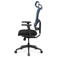 Kancelářská židle WILLIAM modrá 2