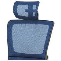 Kancelářská židle WILLIAM modrá 4