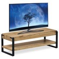 TV stolek  WILLIAM divoký dub 2