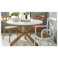 Jídelní židle XABI bílá 2