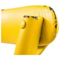 Jídelní židle XABI žlutá 7
