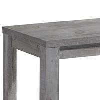 Jedálenský stôl ZIP/110 sivá 2