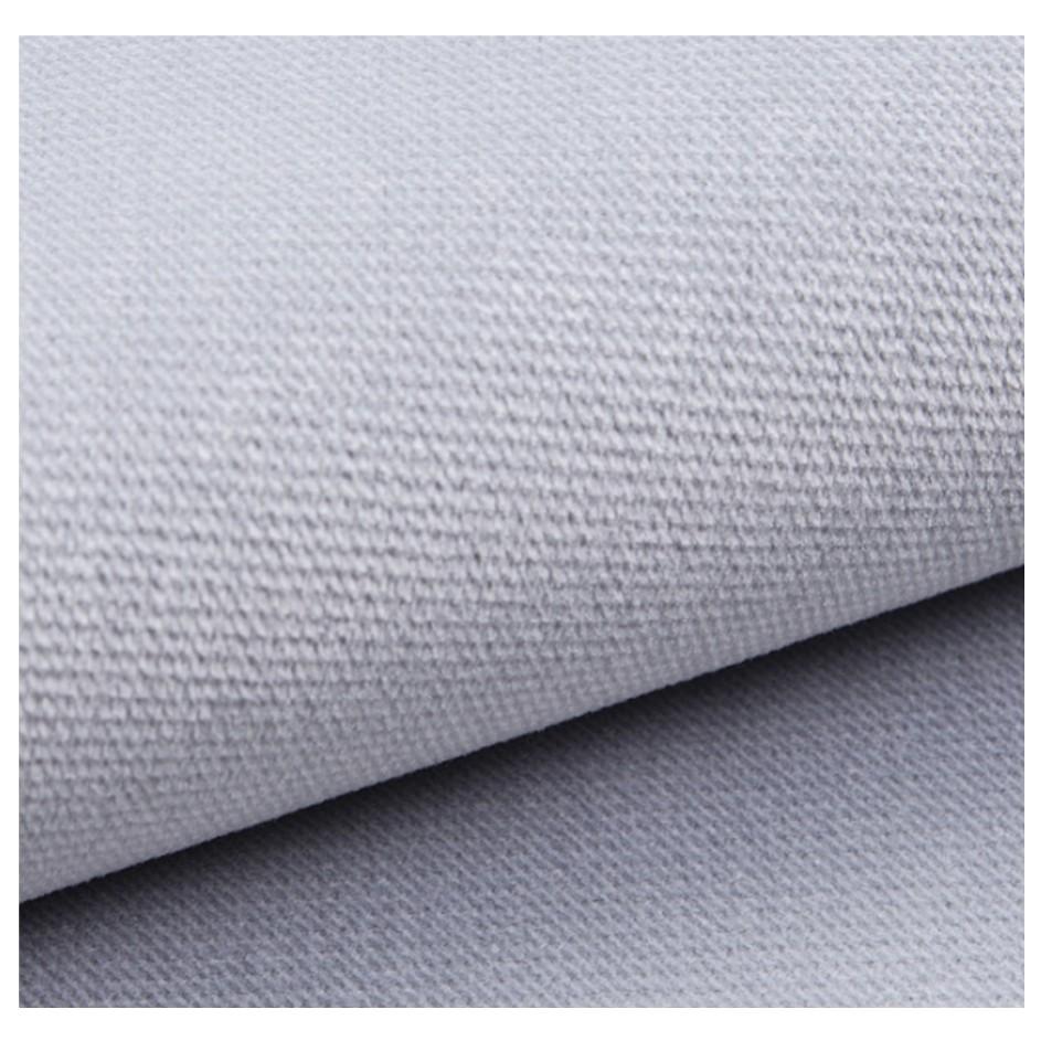 Sconto XXL kreslo DELUXE sivá Premeňte váš interiér na luxusné kráľovstvo vďaka pohodlnému kreslu typu longchair.