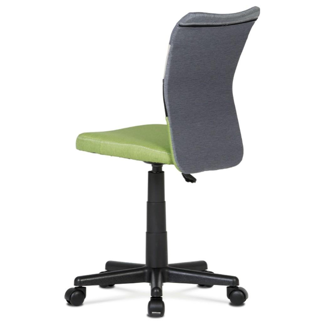 Sconto Otočná stolička IRWIN mix farieb zelená Moderná detská otočná stolička IRWIN.