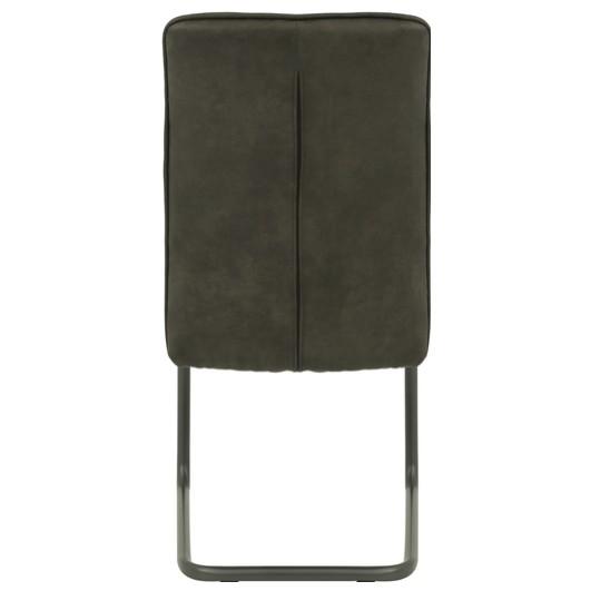 Sconto Jedálenská stolička RUBINA II S sivá.