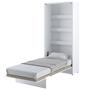 BED CONCEPT 3 - Barva/dekor varianty: Bílá